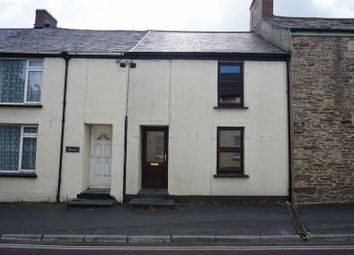 Thumbnail 2 bed cottage for sale in High Street, Camelford