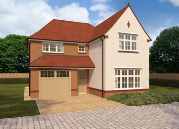 "Thumbnail 4 bed detached house for sale in ""Marlow"" at Crediton Road, Okehampton"