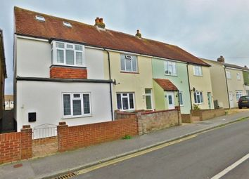 Thumbnail 3 bed end terrace house for sale in Gosport Road, Lee-On-The-Solent