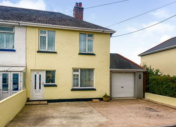 3 bed semi-detached house for sale in Ley Lane, Kingsteignton, Newton Abbot TQ12
