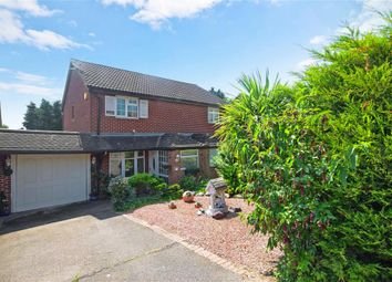 Thumbnail 3 bed semi-detached house for sale in Nayland Close, Wick Meadows, Wickford, Essex