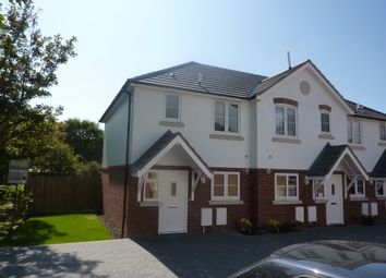Thumbnail 2 bed end terrace house to rent in Knightsdale Road, Weymouth