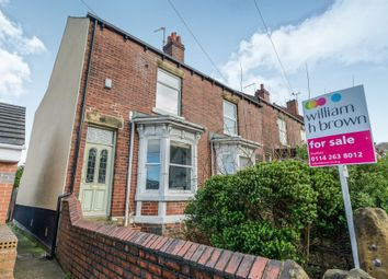 Thumbnail 4 bed end terrace house for sale in Cobnar Road, Sheffield