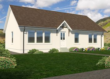 Thumbnail 3 bed detached bungalow for sale in New Build Silvercraigs By, Lochgilphead