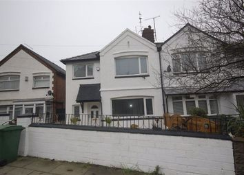 Thumbnail 4 bed semi-detached house to rent in Breck Road, Wallasey