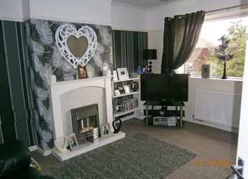 Thumbnail 2 bed flat to rent in Marshfield Avenue, Crewe