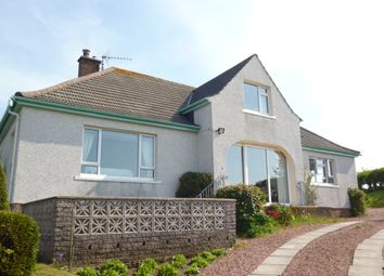 Thumbnail 3 bed detached house for sale in Gullsway, Shore Road, Glencaple, Dumfries
