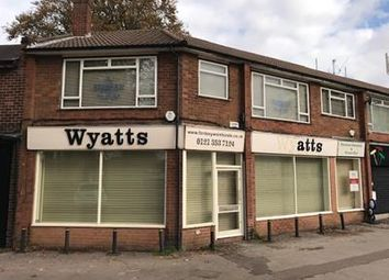 Thumbnail Retail premises for sale in 138 Hardwick Road, Streetly, Sutton Coldfield, West Midlands