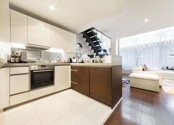 Thumbnail 1 bedroom flat to rent in 3 Baltimore Wharf, Canary Wharf, London