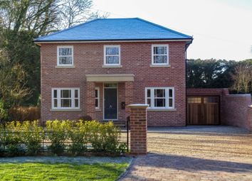 Thumbnail 5 bed detached house for sale in Monks Corner, Great Sampford, Saffron Walden