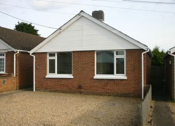 Thumbnail 2 bed detached bungalow to rent in Oaklands Avenue, Totton, Southampton