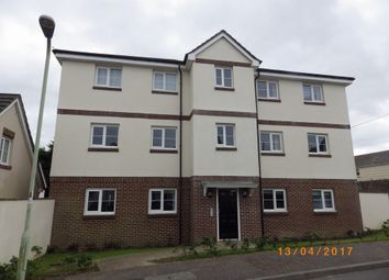 Thumbnail 2 bed flat to rent in Buckland Close, Bideford