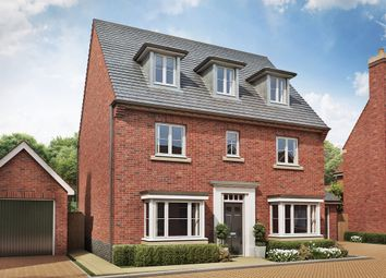 "Thumbnail 5 bed detached house for sale in ""The Regent"" at Folly Lane, Hockley"