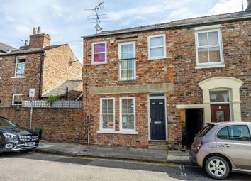 Thumbnail 3 bed end terrace house for sale in Kyme Street, Bishophill, York