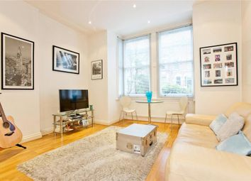 Thumbnail 1 bed flat for sale in Hilltop Road, West Hampstead