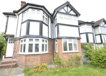 Thumbnail Maisonette for sale in Hayland Close, Kingsbury, London