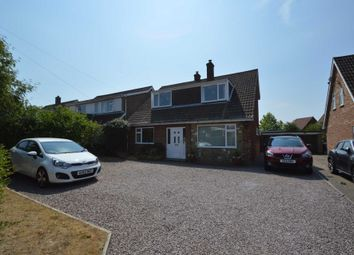 Thumbnail 3 bed detached house for sale in Marlingford Way, Easton, Norwich