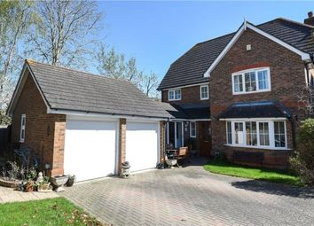 Thumbnail 5 bed detached house for sale in Gloucestershire Lea, Warfield, Berkshire
