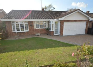 Thumbnail 3 bed detached bungalow for sale in Tilgate Drive, Bexhill-On-Sea
