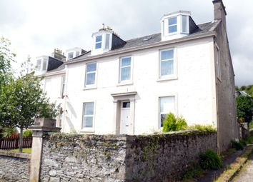 Thumbnail 2 bed flat for sale in 20, Ardbeg Road, Rothesay, Isle Of Bute