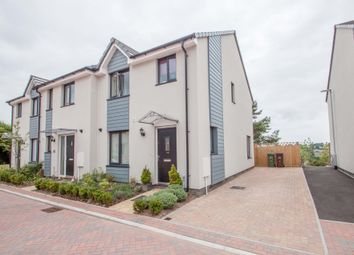 Thumbnail 3 bed end terrace house for sale in Ravenglass Close, Plymouth