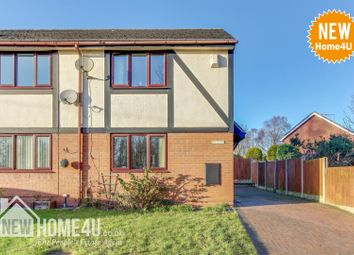 Thumbnail 2 bed property for sale in Mount Pleasant Road, Buckley