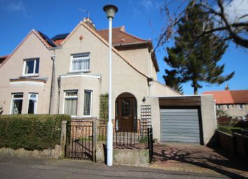 Thumbnail 3 bed semi-detached house for sale in Kennedy Crescent, Kirkcaldy