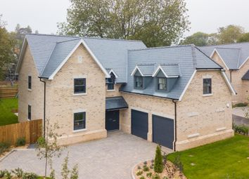 Thumbnail 6 bed detached house for sale in Whitehall Lane, Bishop's Stortford