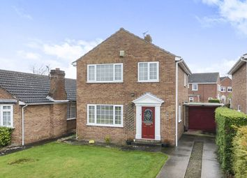 Thumbnail 3 bed detached house for sale in York Road, Strensall, York