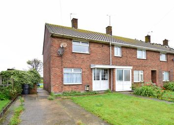 Thumbnail 2 bed end terrace house for sale in Langport Road, New Romney, Kent