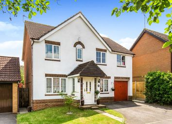 Thumbnail 4 bed detached house for sale in Gresley Gardens, Hedge End, Southampton