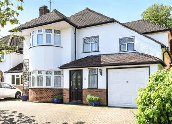 Thumbnail 4 bed detached house for sale in St. Aubyns Gardens, Orpington, Kent