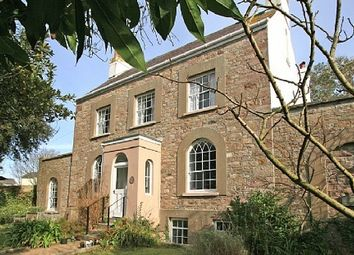 5 bed detached house for sale in The Old Vicarage, Royal Connaught Square, Alderney GY9