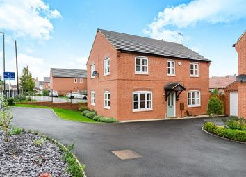Thumbnail 4 bed detached house for sale in Church Street, Clowne, Chesterfield