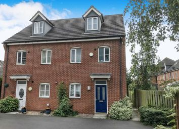 Thumbnail 3 bed semi-detached house for sale in The Pollards, Bourne