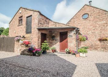 Thumbnail 3 bed barn conversion for sale in Mill Hill Road, Irby, Wirral