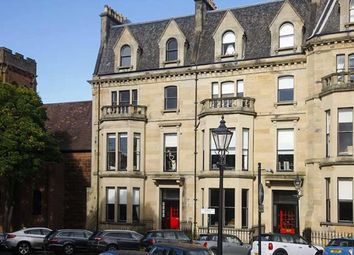 Thumbnail 3 bed flat to rent in Kingsborough Gardens, Glasgow