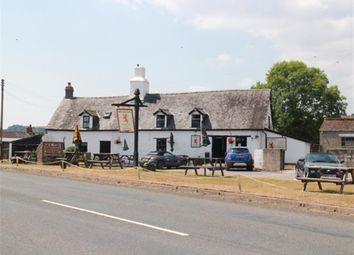 Thumbnail Pub/bar for sale in Powys - 12th Century Inn LD2, Llanafanfawr, Powys