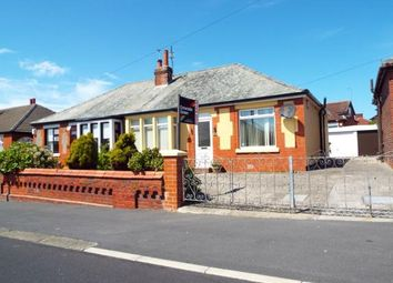 Thumbnail 2 bed bungalow for sale in Greenwood Avenue, Blackpool, Lancashire