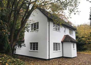 Thumbnail 3 bed detached house to rent in New Zealand Golf Club, Woodham Lane, Addlestone, Surrey