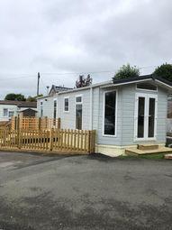 Thumbnail 2 bed mobile/park home for sale in Tamar Park Coxpark, Gunnislake