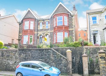 Thumbnail 4 bed semi-detached house for sale in St Lukes Road, Pontnewynydd, Pontypool
