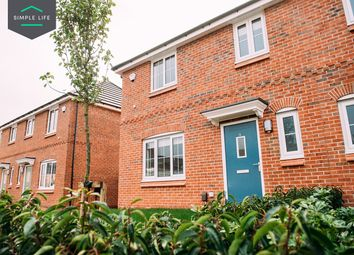 Thumbnail 3 bed terraced house to rent in Eureka Gardens, Ellesmere Up, James Mill Way