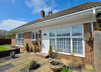 Thumbnail 2 bedroom terraced bungalow for sale in Newick Close, Seaford