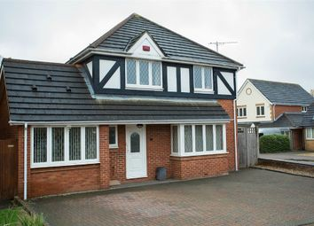 Thumbnail 4 bed detached house for sale in Redwood Drive, Aylesbury, Buckinghamshire