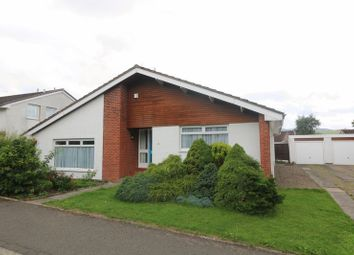 Thumbnail 3 bed detached bungalow for sale in Boghall Park, Biggar