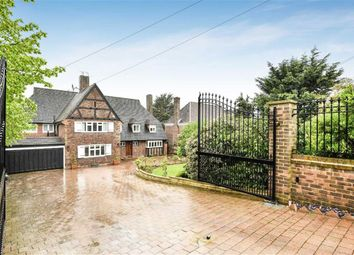 5 bed detached house for sale in Cockfosters Road, Hadley Wood, Herts EN4