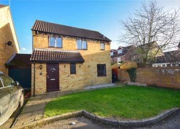 Thumbnail 3 bed link-detached house to rent in Long Croft, Takeley, Bishop's Stortford