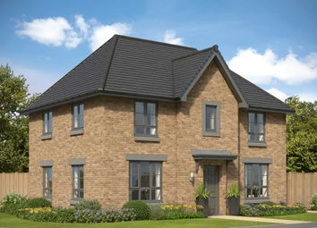 "Thumbnail 4 bed detached house for sale in ""Craigston"" at Countesswells Park Road, Countesswells, Aberdeen"
