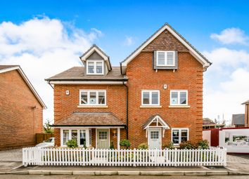 Thumbnail 3 bed semi-detached house for sale in Mulberry Place, Woodley, Reading
